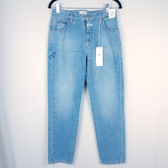 Closed Denim - CLOSED Heartbreaker Jeans NWT Embroidered
